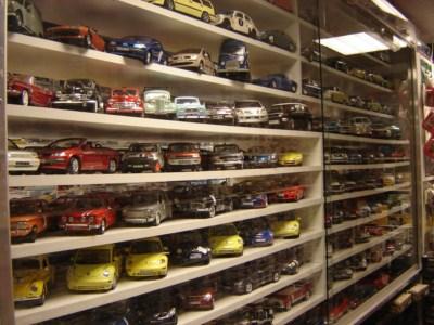 Schaalmodellen auto's
